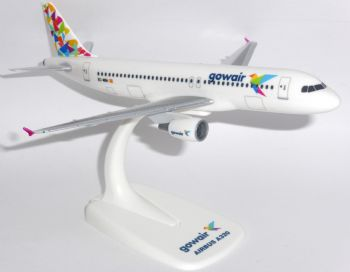 Airbus A320 Gowair Vacation Airlines Herpa Collectors Model Scale 1:200 612135 E